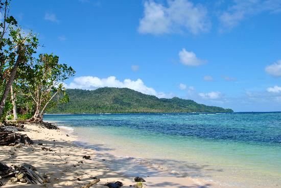 Qamea Resort And Spa Fiji: Qamea Beach