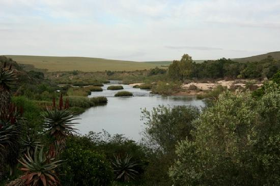 Lang Elsie's Kraal Rest Camp: View from the chalet