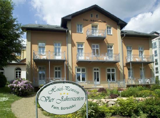 Photo of Hotel-Pension Vier Jahreszeiten Bad Elster