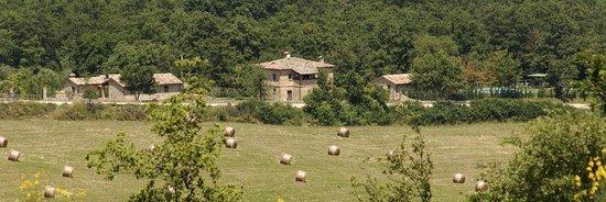 Agriturismo Il Felcino: Arrivando al Felcino