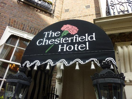 The Chesterfield Mayfair: Afternoon tea