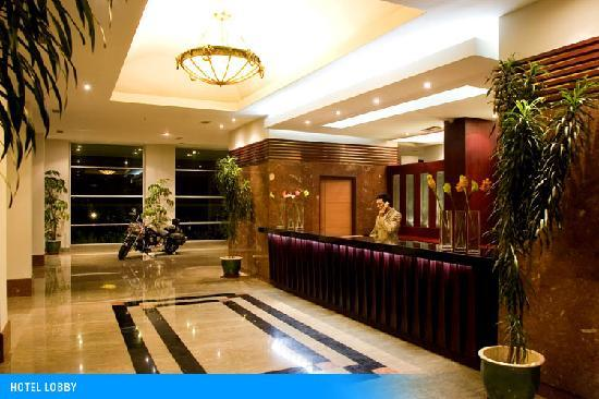 lobby foto grand mahkota hotel pontianak pontianak tripadvisor rh tripadvisor co id