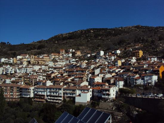Pedro Bernardo, Španělsko: Vistas desde el hotel