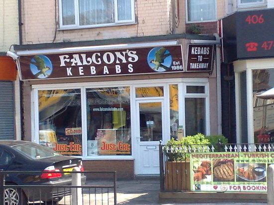 Falcons Kebabs Kingston Upon Hull Photos Restaurant