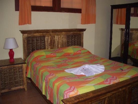 Casa Valeria Boutique Hotel: nuestra habitación
