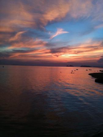 Harmony Beach Resort : Sunset at Harmony!!!