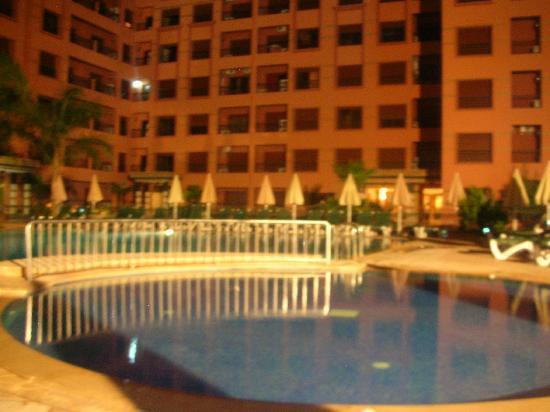 Ryad Mogador Menzah: the swimming pool