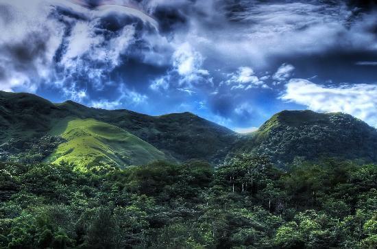 El Valle de Anton, Panama/Panamá: La India Dormida, El Valle