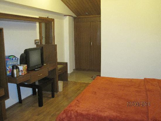 Hotel Sandhya Manali : Cottage Room