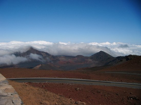 Остров Мауи, Гавайи: Breathtaking Haleakala.