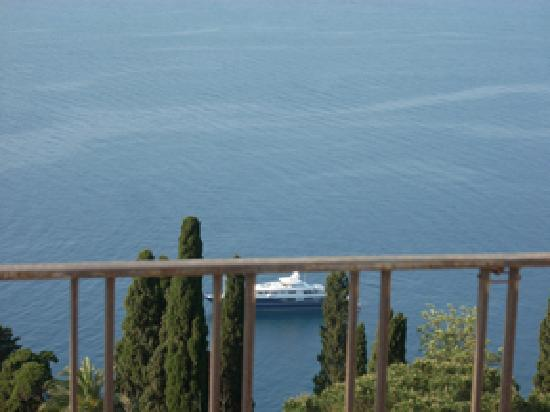 Camere Il Leone: View from balcony
