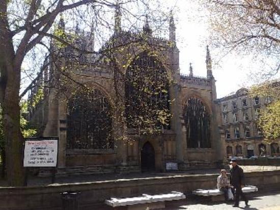 Holy Trinity Hull - Market Square