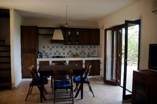 Tenuta U'Locu: Cucina Villette