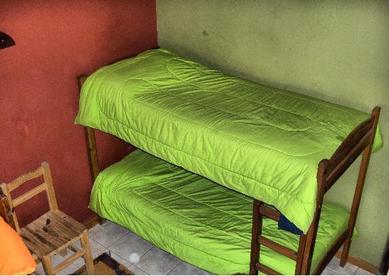 Posada Patagonica Nakel Yen: Mi habitación