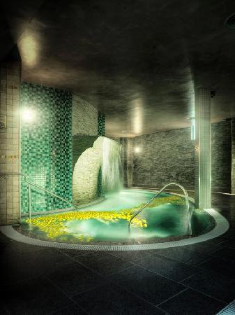 Hotel Leon: Balnea Termaliulm (centro wellness)
