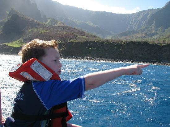North Shore Private Charters: This way!