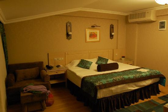 Hotel Seraglio: Schlafbereich1