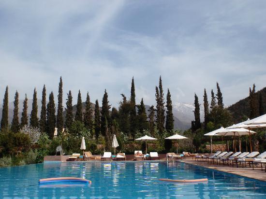 Kasbah Tamadot: Pool