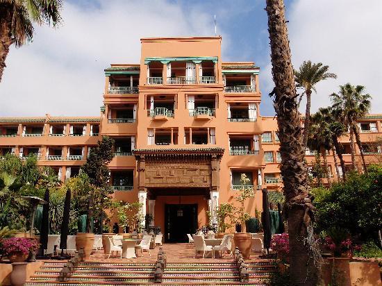 La Mamounia  Photo De La Mamounia Marrakech Marrakech  Tripadvisor