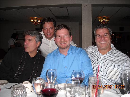 Allegro Ristorante: Guys at the Allegro