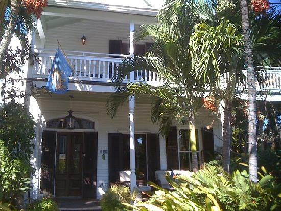 The Mermaid & The Alligator: House facing Truman Ave