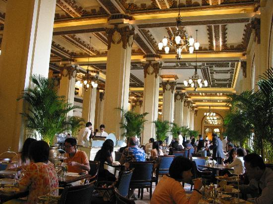 Peninsula Lobby Picture Of The Lobby At The Peninsula Hong Kong Hong Kong