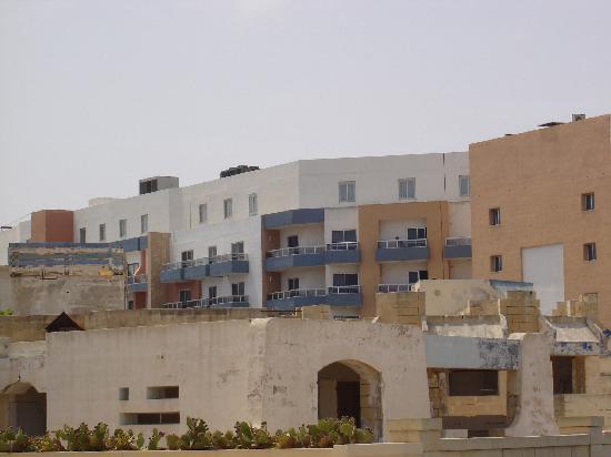 Dolmen Hotel Malta: Standard room side of Dolman