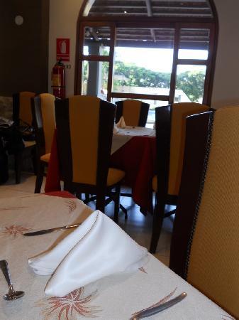 WinMeier Hotel y Casino: Las Garzas Dining Room