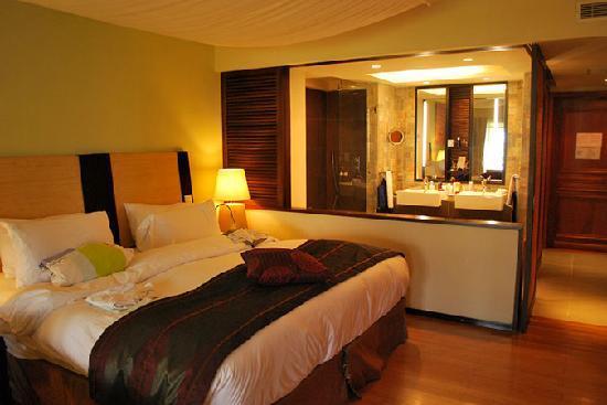 Sofitel Mauritius L'Imperial Resort & Spa: Zimmer mit Bad