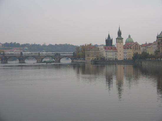 Prague, Czech Republic: praga ad ottobre