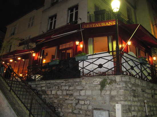 Chez Lena et Mimile : Restaurant