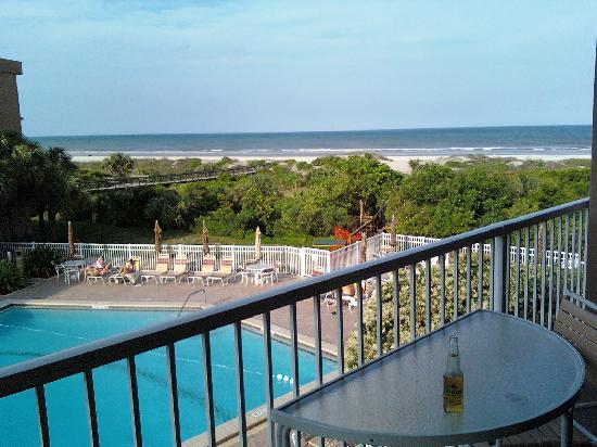 The Beach Club at St Augustine: View from our room