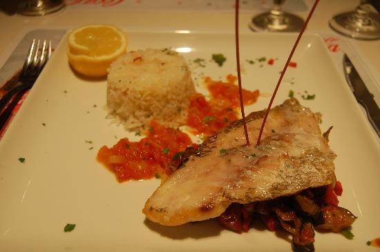 Le Pavillon : Great French food