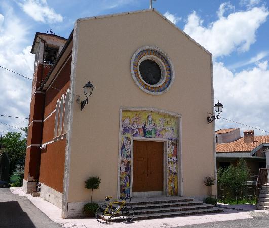 Caprafico Teramo Abruzzo Italy