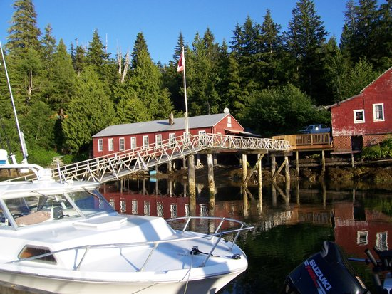 Bamfield, Kanada: Seabeam lodge