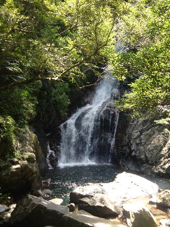 国頭村, 沖縄県, 比地大滝