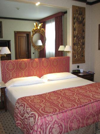 โรงแรมเมเลีย มิลาโน: Room 447