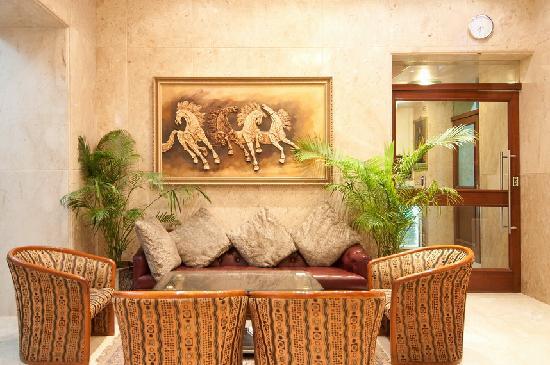 Regent Hotel Colaba: Lobby