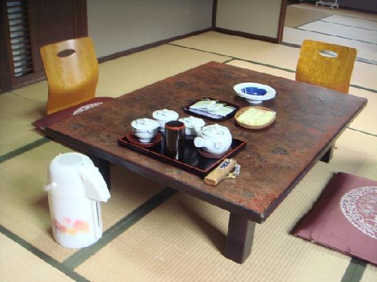 Mitsui : お部屋