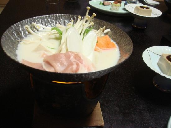 Mitsui : お食事