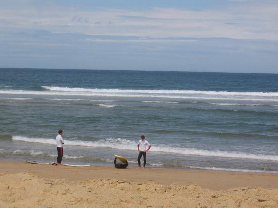 Messanges surf school: explication des différentes techniques de surf