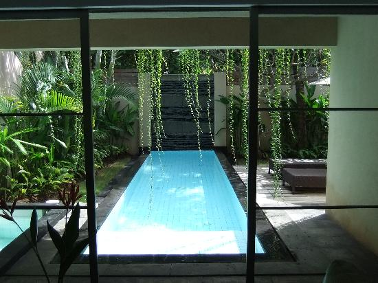 Bali Island Villas & Spa: Our Villa Pool