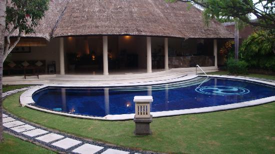 The Dusun : the lovely pool