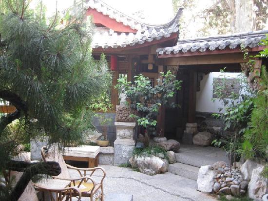 Zen Garden Hotel (Lion Mountain Yard): outside my room