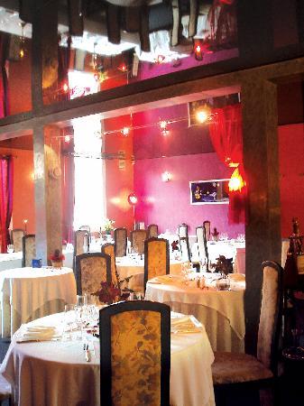 Pessac, Frankrijk: la salle à manger