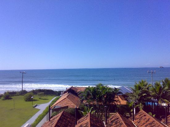 Costa Norte Ingleses Hotel: Vista da varanda da minha suíte