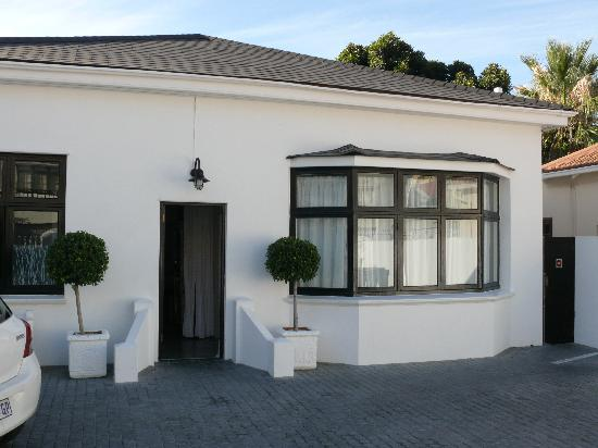 Antrim Villa: Hausfront