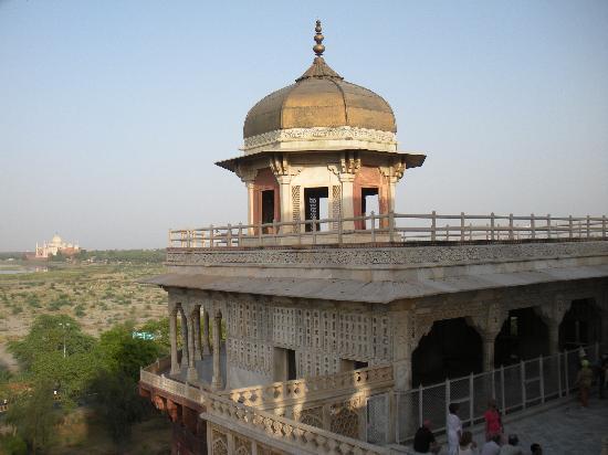 Agra, India: inside