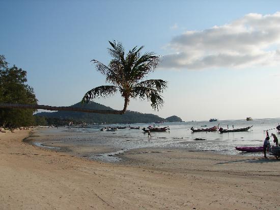 Silver Sands Beach: Sairee Beach