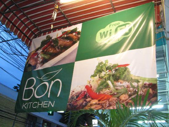 Bon kitchen restaurant chiang mai restaurant reviews for J kitchen chiang mai
